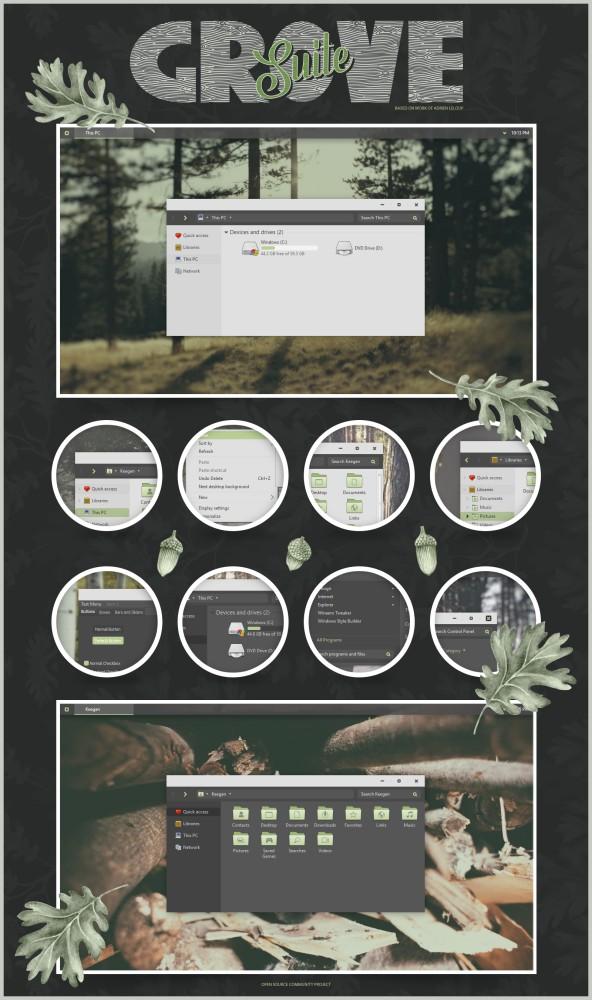 Grove Windows 10