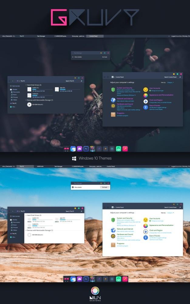 Gruvy Windows 10